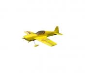 Радиоуправляемый самолет CYmodel Katana S 40
