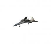 Радиоуправляемый самолет CYmodel SR-71 Blackbird