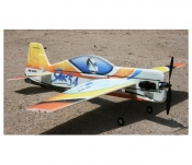 Радиоуправляемый самолет Techone Yak54-1100 EPP KIT