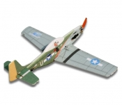 Радиоуправляемый самолет Techone P-51D EPP KIT