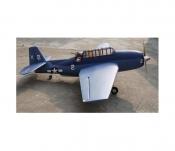 Радиоуправляемый самолет CY TBF-1C 30CC KIT 2.4G - CY8071