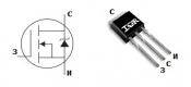 MOSFET транзистор IRL540NL