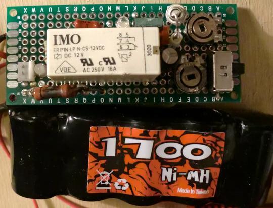 зарядка nimh и nicd батарей